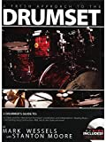Mark Wessels: A Fresh Approach To The Drumset. Partitions, CD pour Batterie