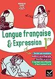 Cahier de langue française 1re - Ed 2019 - cahier de l'élève...