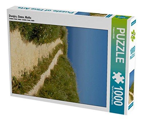 Preisvergleich Produktbild Dwejra, Gozo, Malta 1000 Teile Puzzle hoch (CALVENDO Natur)