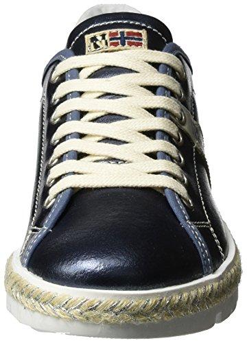 Napapijri Damen Lykke Sneakers Blau (blue metallic)