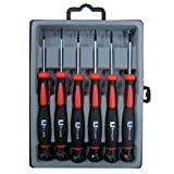 CircumPRO 4333097902398ranura/Electronics destornillador de cabeza Philips, color negro/rojo