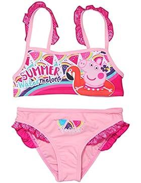 Peppa Wutz Bikini Bademode 2018 Kollektion 92 98 104 110 116 122 128 Neu Peppa Pig Rosa