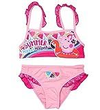 Peppa Wutz Bikini Bademode 2018 Kollektion 92 98 104 110 116 122 128 Neu Peppa Pig Rosa (Rosa, 98 - 104)