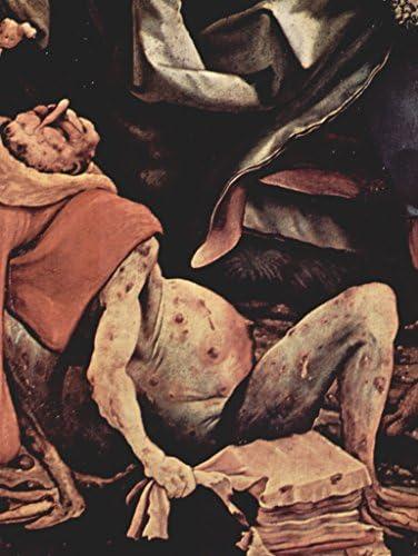 Lais Puzzle Mathis Gothart Gothart Gothart Grünewald - La Tentation Saint Antoine 2000 Pieces 37ae0c
