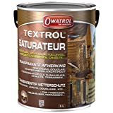 Owatrol Textrol Outdoor Holzbeize für Soft 5 l Golden Oak