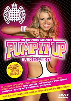 Ministry Of Sound : The Ultimate Workout - Pump It Up, Burn It, Lose It [DVD] by Ministry of Sound