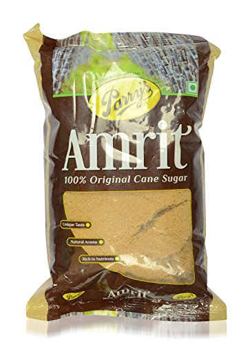Parry's Sugar - Amrit Cane, 500g Pouch