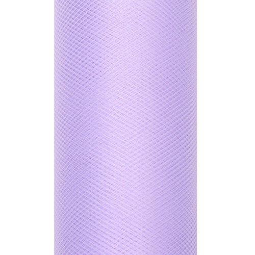Tüll Stoff / Rolle 15cm x 9m flieder lila Stoff Hochzeit Tischläufer Deko Floristik Schleifenband'
