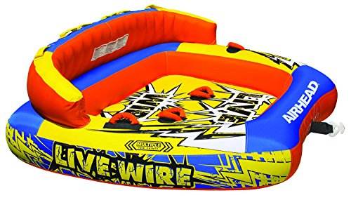Airhead , aufblasbar ahlw-3 Live Wire 3-rider Towable (3 Aufblasbare Towable)