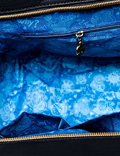 Desigual BOLS_KIOTO-ESTAMBUL 46X51443041U, Borsa a mano/tracolla Donna Multicolore (Mehrfarbig (BORGOÑA CLARO 3041))