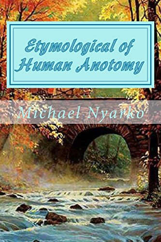 Etymological of Human Anotomy: Know when to keep your mouth shut