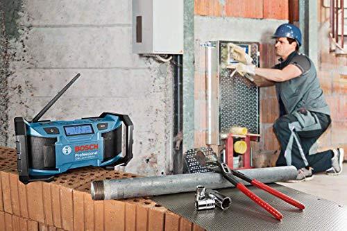 Bosch GML SoundBoxx – Baustellenradio - 5