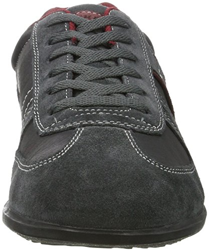 Sneakers 34sa801 Noir Bassi Dockers asfalto By Rot Homme Gerli 201237 wqIgF