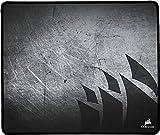 Corsair MM300 Gaming Mauspad (Medium, Anti-Ausfransen Stoffoberfläche) grau/schwarz
