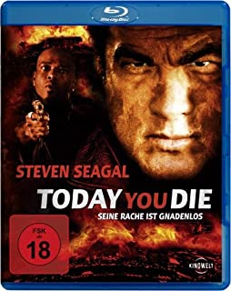 Today You Die [Blu-ray]