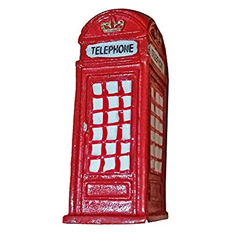 Hohen Sammlerwert rot London Großbritannien England Phone Box/Telefonzelle Collectible Magnet Souvenir. Souvenir/Speicher/MEMORIA. Charming, bunte British UK Collectible Magnet. Sure zu überraschen und Delight. einen einzigartig London Souvenir. Aimant/Magnet/Magnete/ImÁn.
