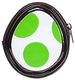 Official Nintendo Super Mario Bros. PU Yoshi Egg Coin Pouch Purse | Green/White
