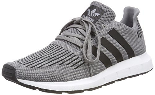adidas Herren Swift Run Laufschuhe Grau (Grey Two F17/core Black/medium Grey Heather)