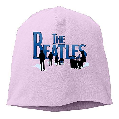 minloo L da uomo e da donna designname cenere travellingcap lavorato a maglia per autunno e inverno Pink Taglia unica