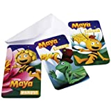Amscan–552358–6Einladungskarten und Umschläge Biene Maja