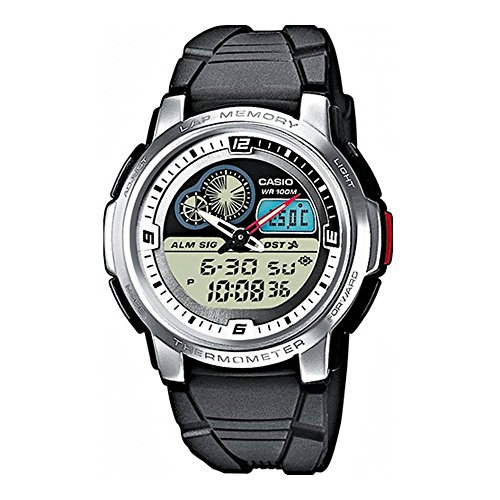 Casio Collection Herren-Armbanduhr AQF102W7BVEF