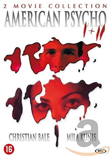 dvd - American psycho 1&2 (1 DVD)