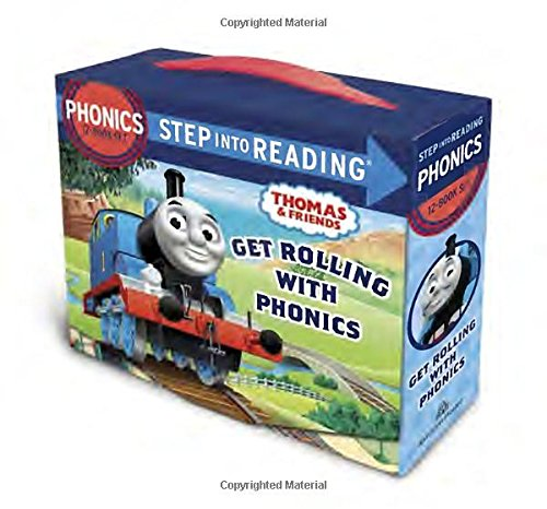 Get Rolling with Phonics (Thomas & Friends) (Step Into Reading) por Christy Webster