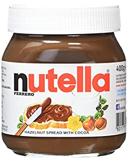 Nutella 400 g (Pack of 6) (B00498YJ42)   Amazon price tracker / tracking, Amazon price history charts, Amazon price watches, Amazon price drop alerts