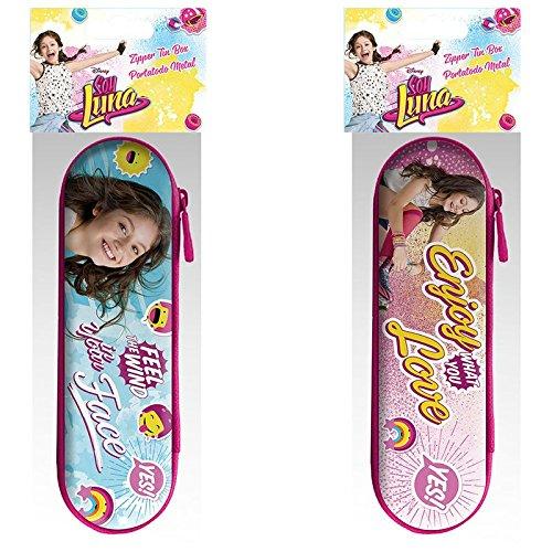 Ich bin Luna Metall-Etui Reißverschluss, 20x 6cm (Kids wd18034)