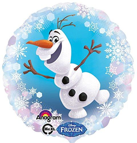 Disney Frozen Eiskönigin Olaf Folienballon Folien Ballon 46 cm *NEU*OVP*