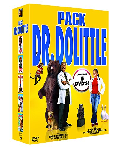 Pack Dr.Dolittle 1-5 *** Europe Zone ***