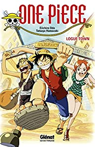 One Piece - Roman Edition simple Logue Town