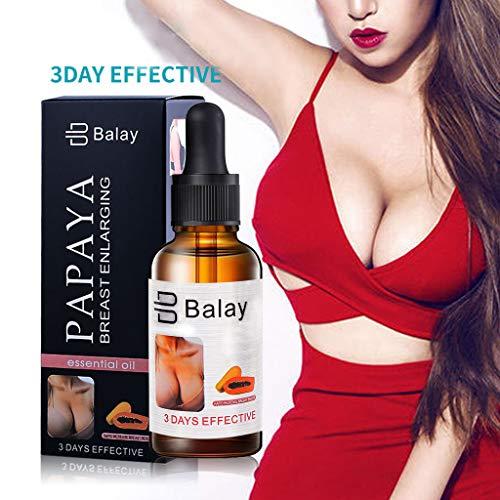 Gaddrt breast enlargement massage essential oil massaggio per l'ingrandimento del seno olio essenziale per il petto sollevamento del petto per l'ingrandimento (50ml)