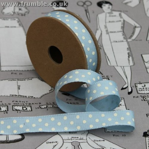 east-of-india-3m-dotty-ribbon-light-blue