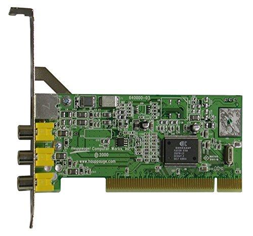 Hauppauge WinTV Impact VCB PAL-/NTSC-Videodigitizer (Pc Tv-tuner Für Pal)