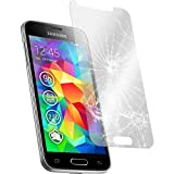PhoneNatic 1 x Glas-Folie klar für Samsung Galaxy S5 mini Panzerglas für Galaxy S5 mini