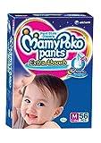 #5: Mamy Poko Medium Size Baby Diapers (56 count)