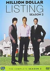 Million Dollar Listing: Season 2 [DVD] [2009] [Region 1] [US Import] [NTSC]