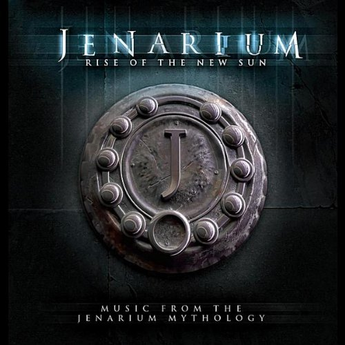 Jenarium: Rise of the New Sun (Audio CD)