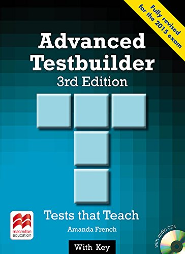 ADVANCED TESTBUILDER Sb Pk +Key 3rd