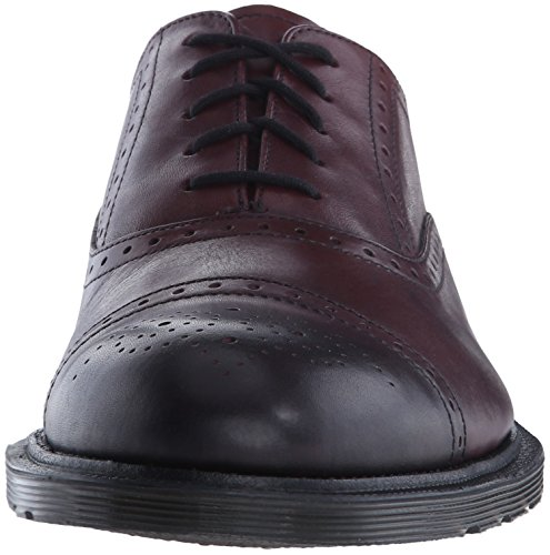 Morris Brogue Shoe - Cherry Red Antique Temperley Rouge