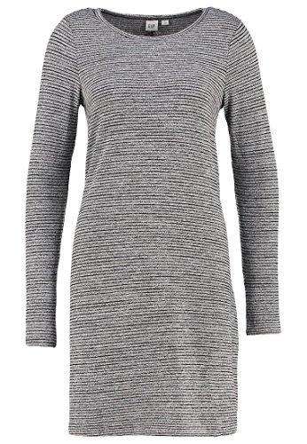 gap-damen-kleid-strickkleid-grl-42-grau-gestreift