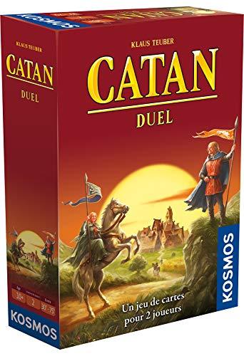 Asmodee Catan Duel, ficatd01, Juego gráficos