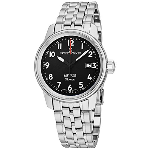 Revue Thommen Air speed Reloj de hombre automático 40mm 16052.2137