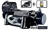 Elektrische Seilwinde Black Motion Stealth 13000LB 5,9 t 12 V