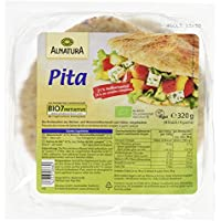 Alnatura Bio Pita, vegan, 320 g