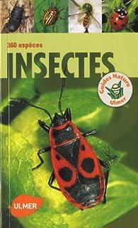 Insectes 360 espèces par Heiko Bellmann