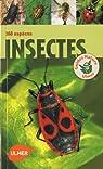 Insectes 360 espèces par Bellmann