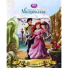 Disney: Arielle mit Kippbild: Buch zum Film
