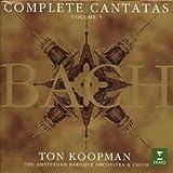 Bach Complete Cantatas Vol. 5 / Amsterdam Baroque Orchestra ??? Koopman (1997-01-01)